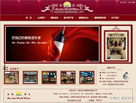網站建設企業建站網頁設計作品
