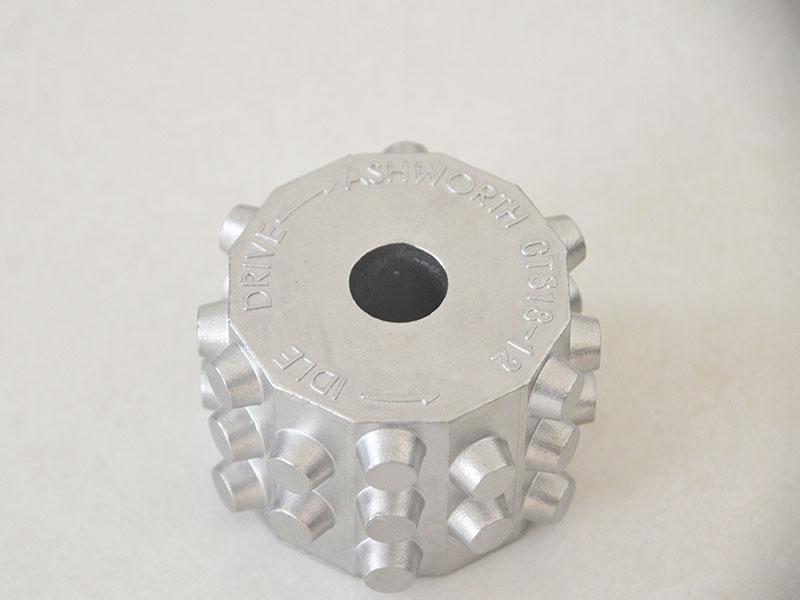 硅溶胶精铸
