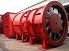 FBCDZ煤礦主扇防爆對旋通風機