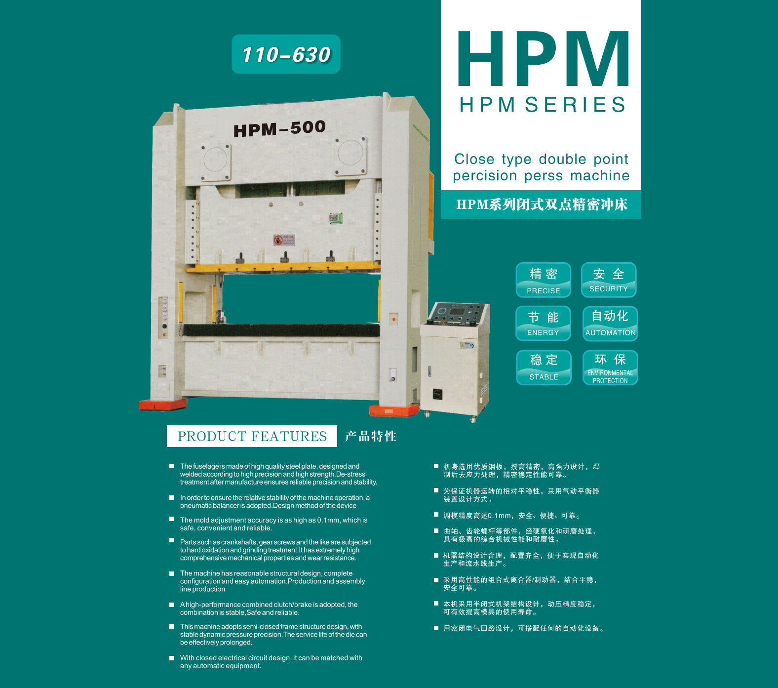 HPM-500