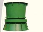 立式K40L系列礦用主、輔扇軸流通風機