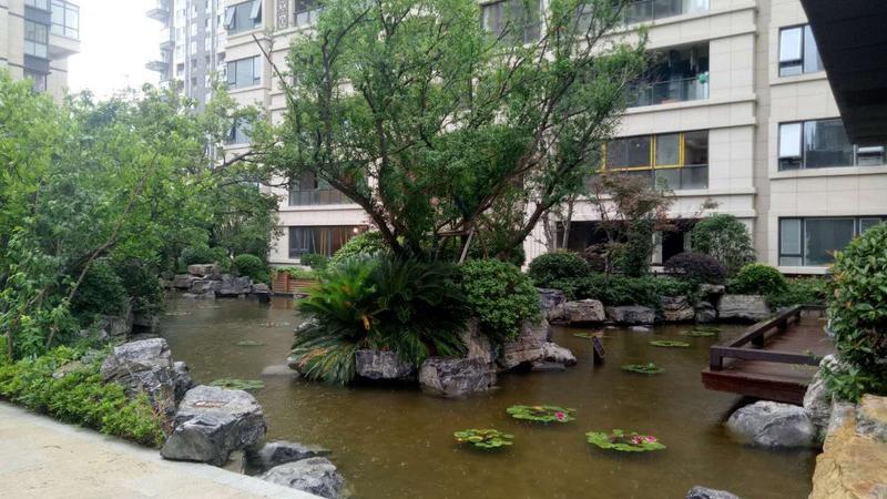 苏州雍锦园景观工程