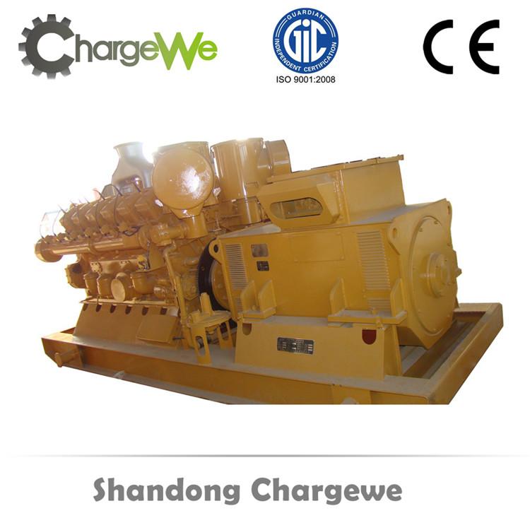 燃氣發電機組