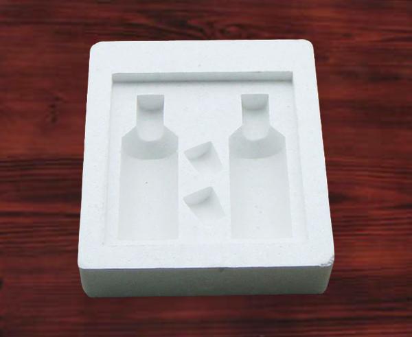 酒瓶泡沫盒